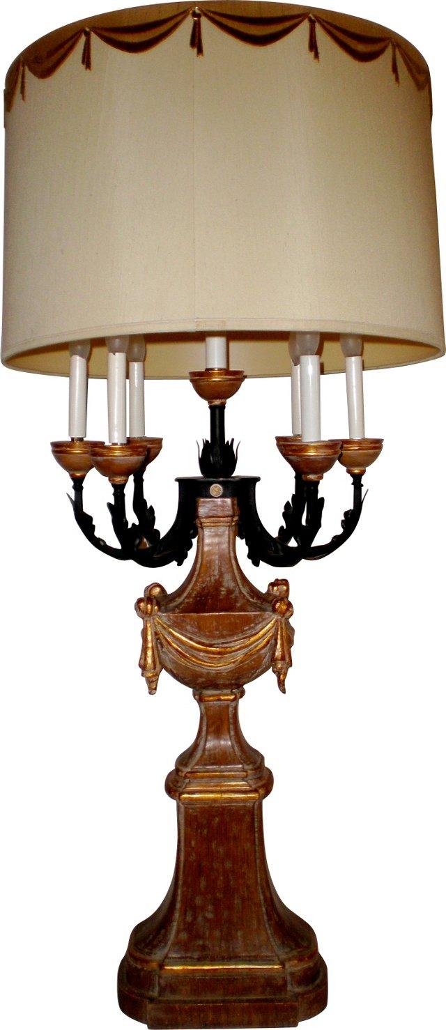 Marbro Regency Candelabra Lamp