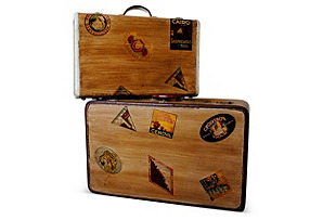 Travelaire Luggages, S/2