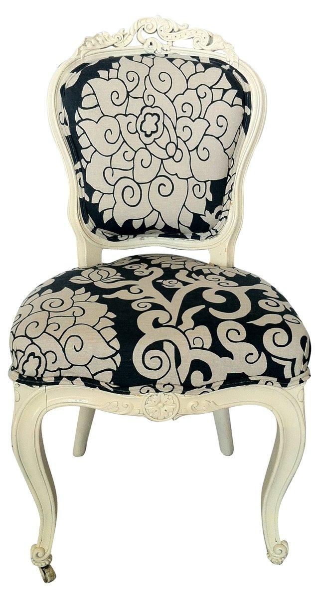 Chair w/ Thomas Paul Upholstery