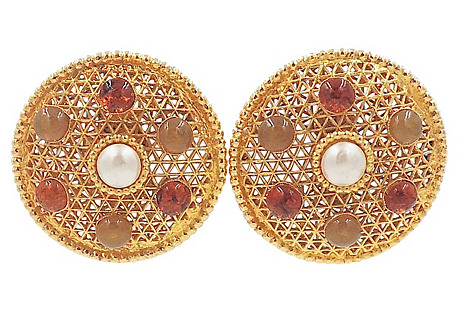 Dominique Aurientis Paris Earrings