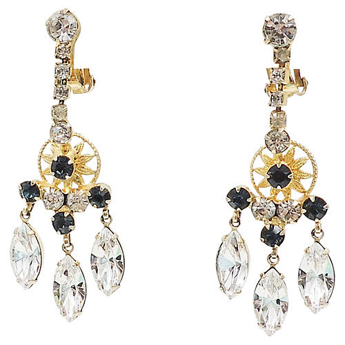 Delizza & Elster Chandelier Earrings