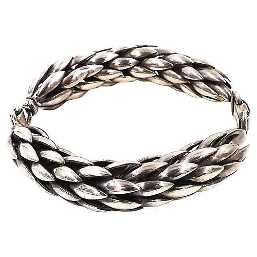 1950s Napier Wheat Sheaf Bracelet