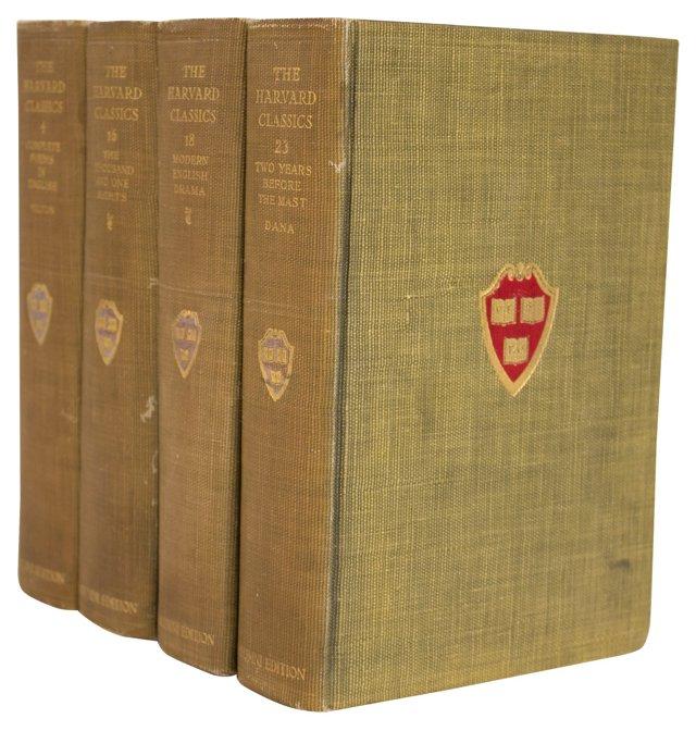Harvard Classics, Set of 4