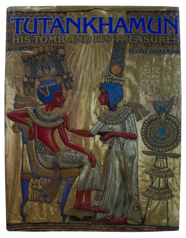 Tutankhamun: His Tomb & Its Treasures