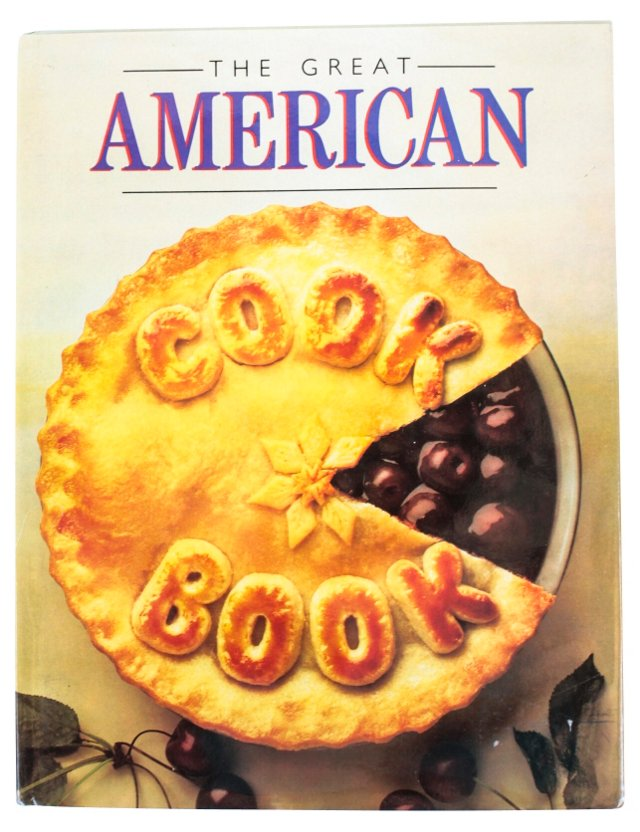The Great American Cook Book