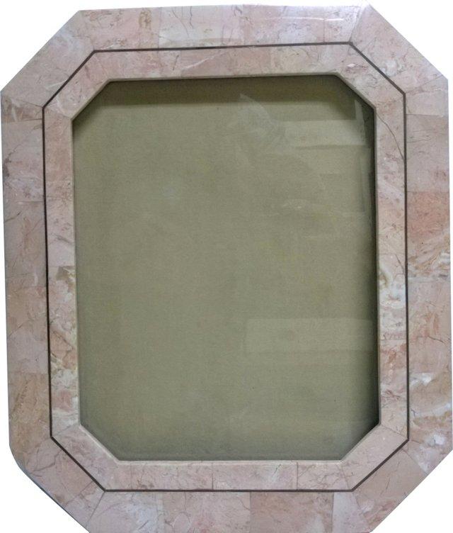 Pink Stone Frame