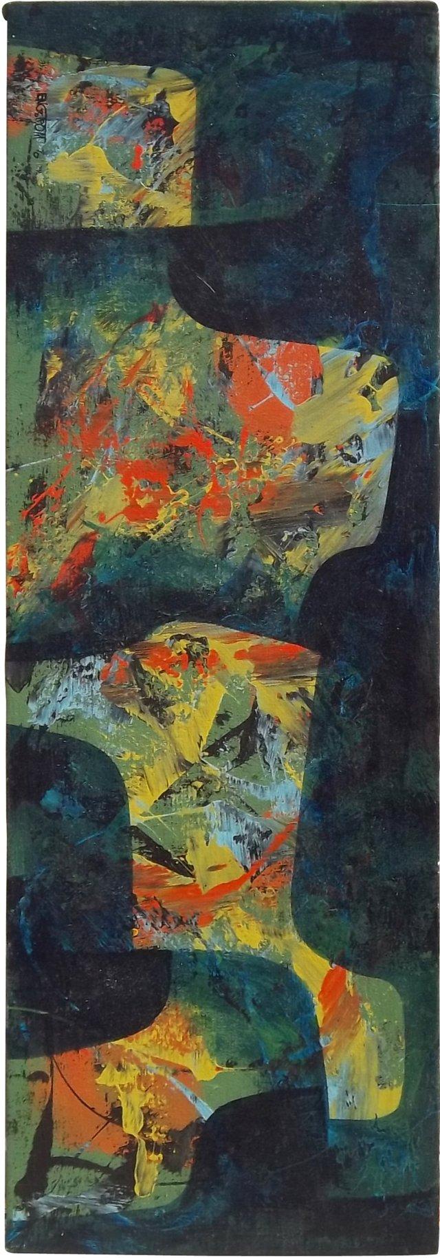 Vibrant Modern Abstract