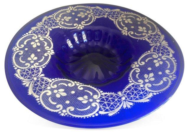 Murano Lace Bowl