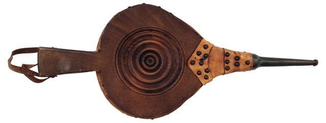 Spiral Pine Bellow