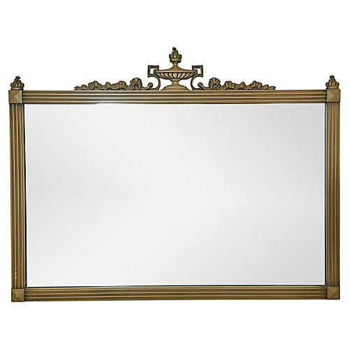 Large Neoclassical Urn Mirror