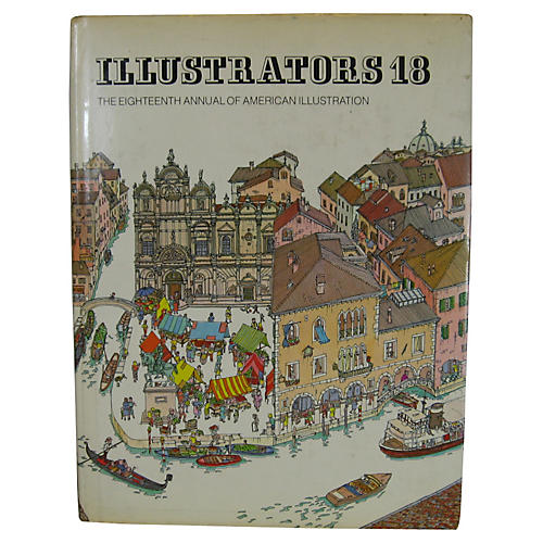 Illustrators 18