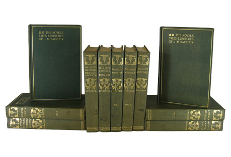 J. M. Barrie Collection, S/11