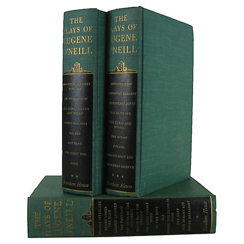 The Plays of Eugene O'Neill, Set of 3
