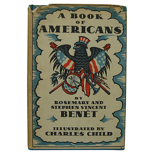 A Book of Americans