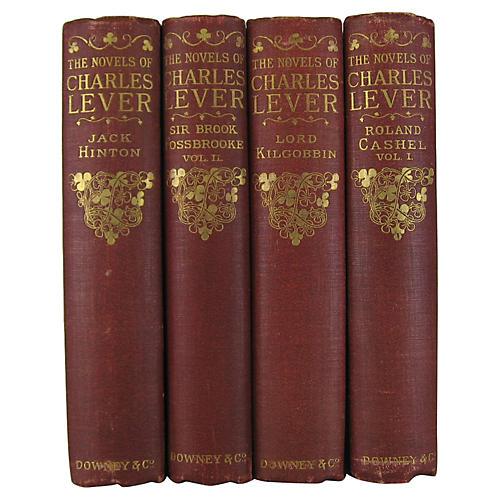 Antique Novels of Charles Lever, S/4