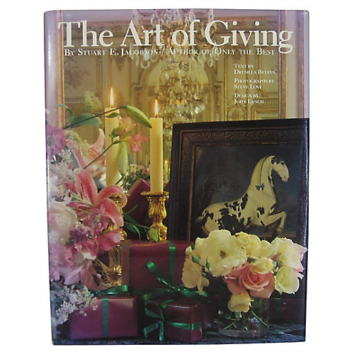 The Art of Giving by Stuart Jacobson