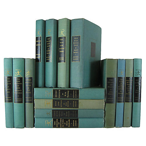 Modern Library Classics, S/15