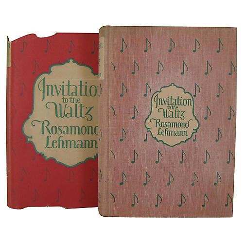 Invitation to the Waltz, First Printing