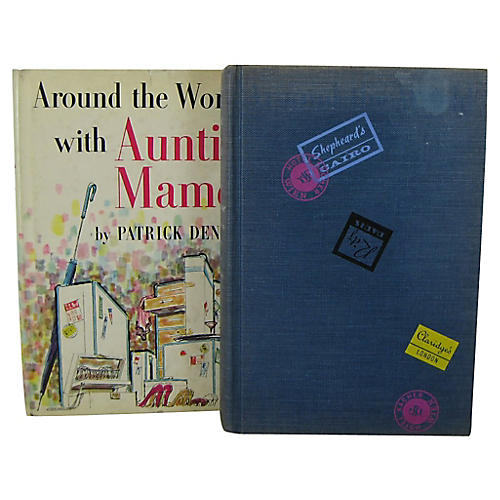 Around the World w/ Auntie Mame
