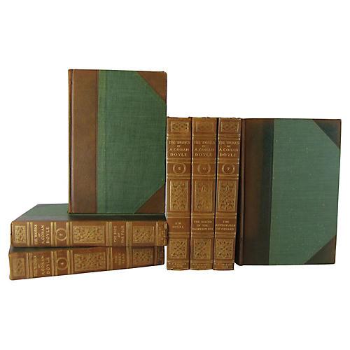 Arthur Conan Doyle Volumes, S/7