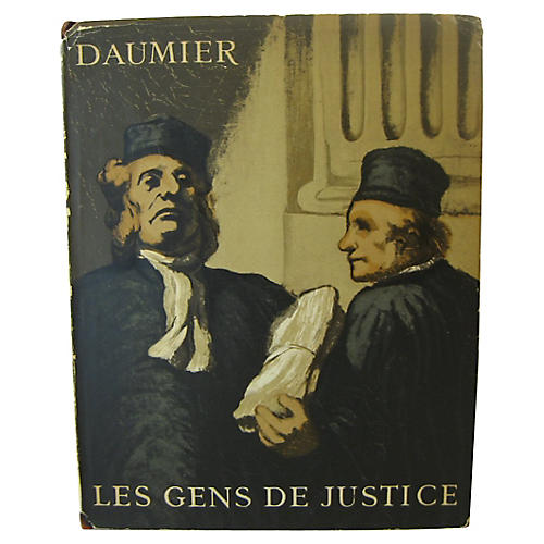 Honore Daumier Lithographs
