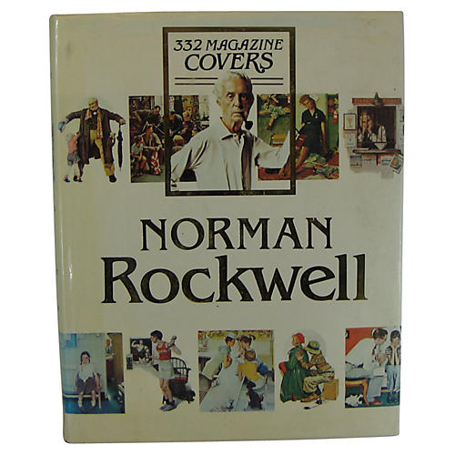 Norman Rockwell Covers