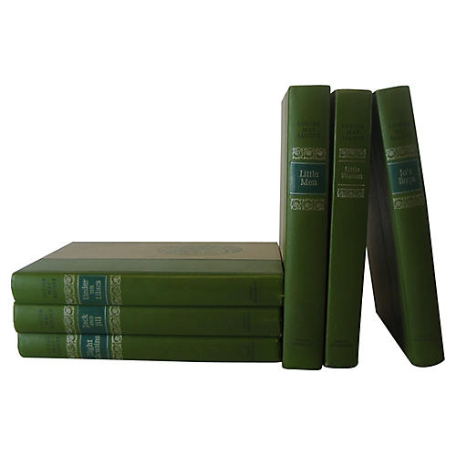 Louisa May Alcott Classics, S/6