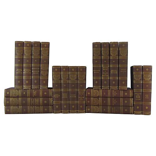 Harvard Classics Collection, S/20