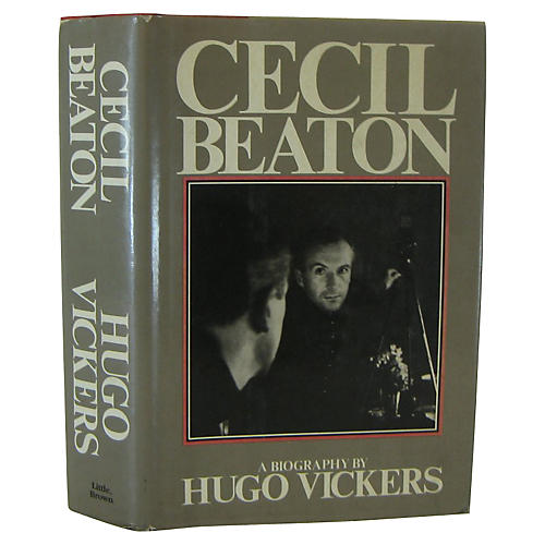 Cecil Beaton Biography, 1st US Edition