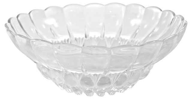 Bubble Glass Bowl