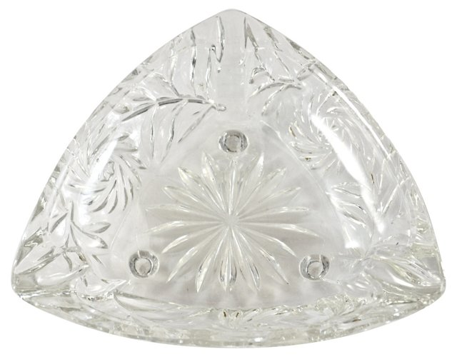 Triangular Ashtray