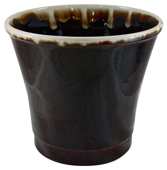 Pfaltzgraff Brown Planter