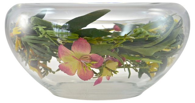 Ikebana Centerpiece Bowl