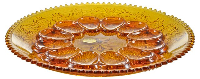 Amber Hors d'Oeuvres Tray