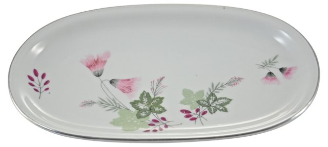 Bavarian Porcelain Tray