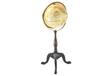 Replogle Floor Globe