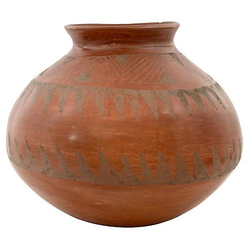 Southwestern Pottery Urn
