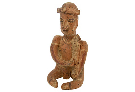 Artisan Tribal Figure