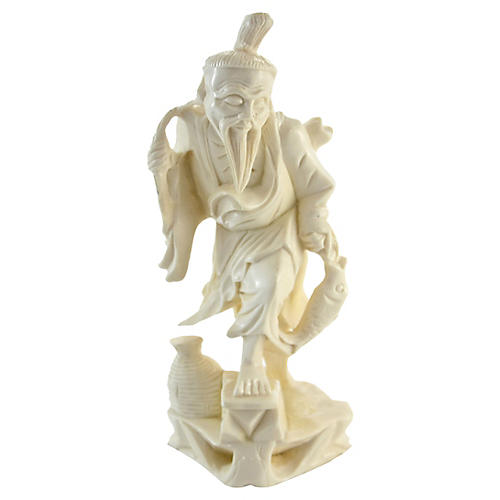 Japanese Ebisu God of Good Luck