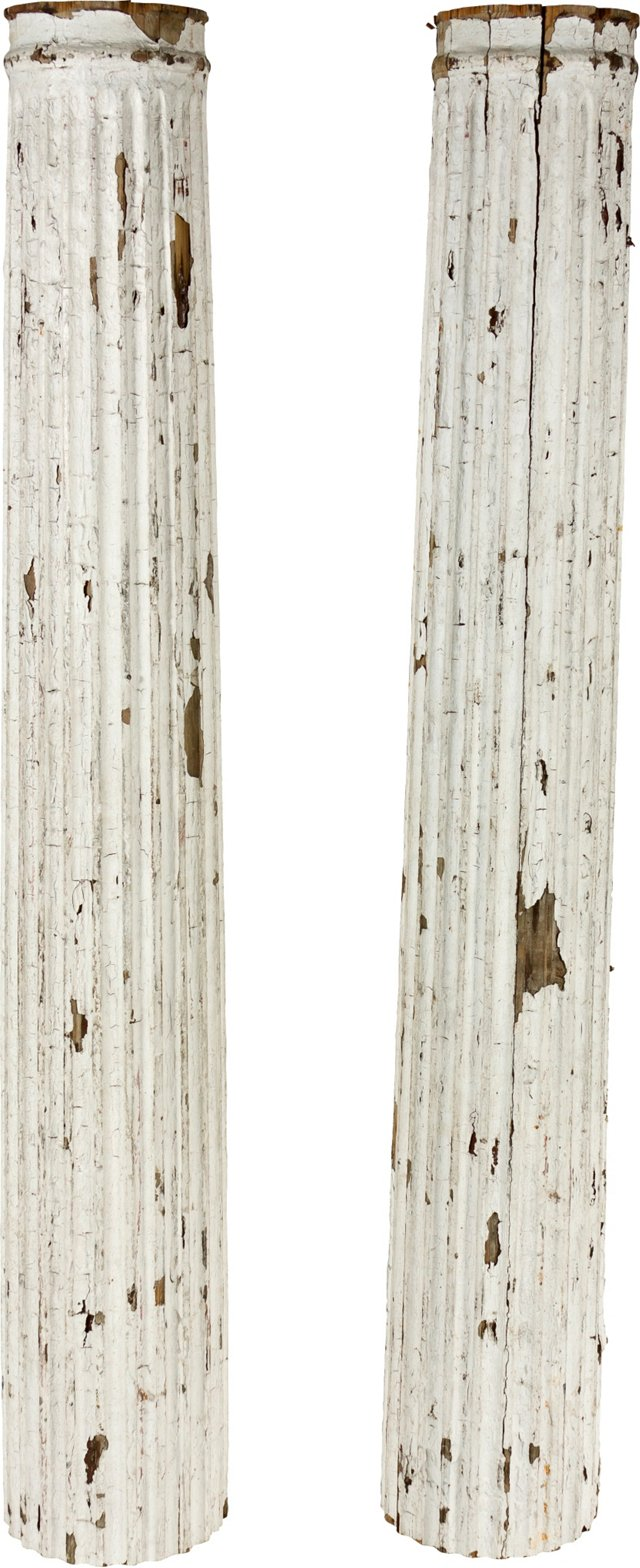 Antique Columns, Pair