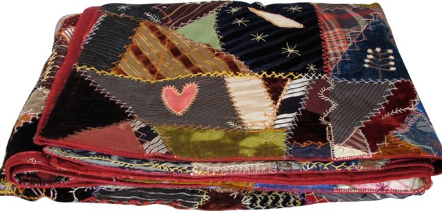 Victorian Patchwork Quilt