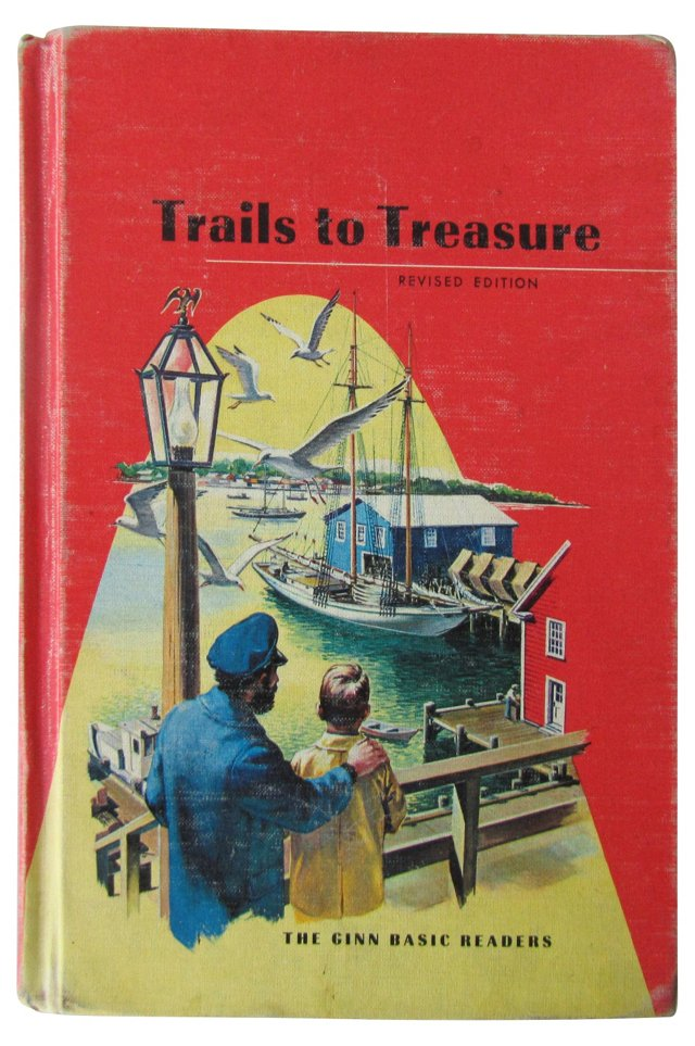 Trails to Treasure: Ginn Basic Readers