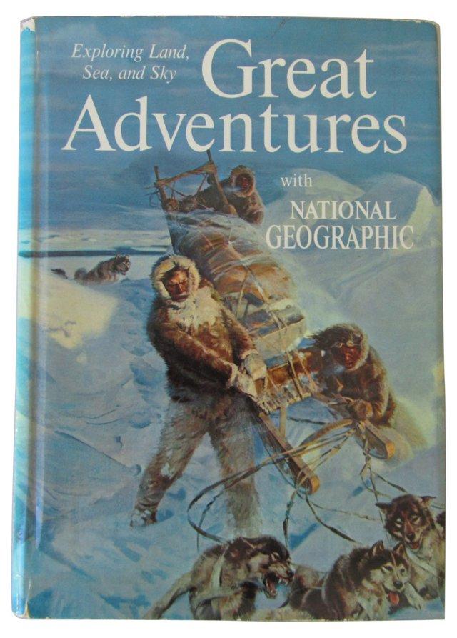 Great Adventures, 1st Ed