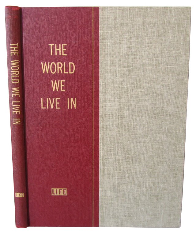 The World  We Live In, 1955