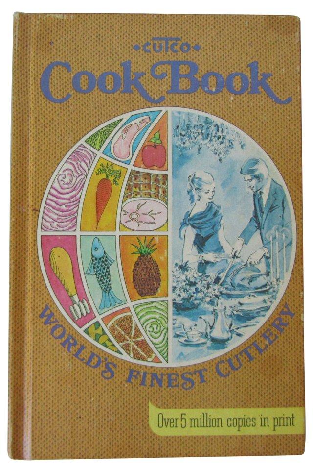 Cutco Cook Book