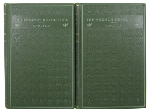 The French Revolution, 2 Vols