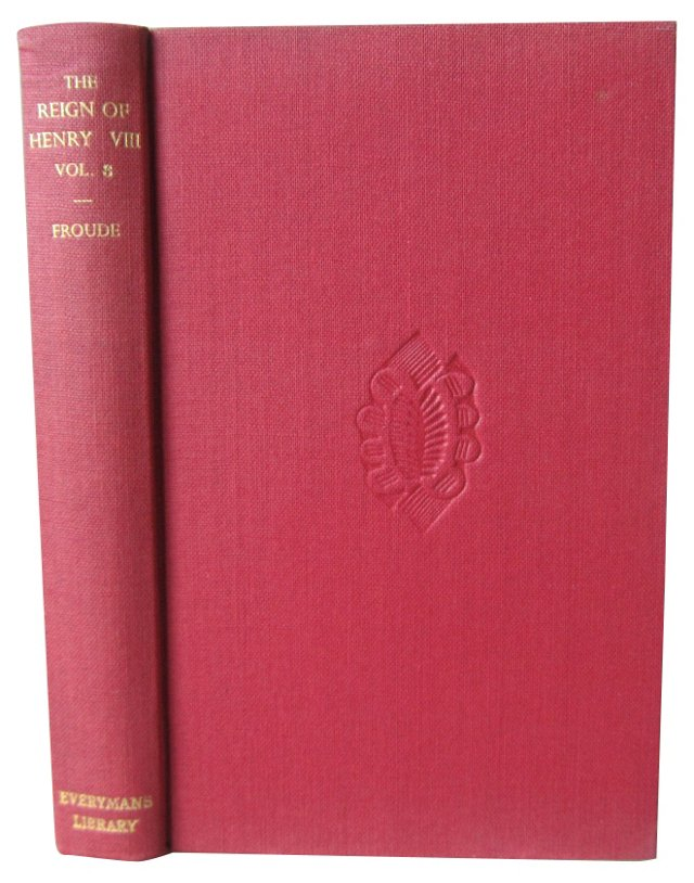The Reign of Henry VIII, Vol III