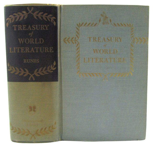 Treasury of World Literature