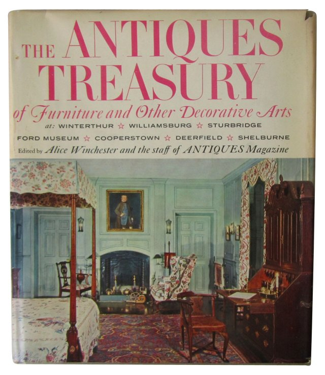 The Antiques Treasury