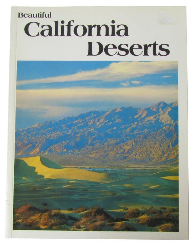 Beautiful California Deserts